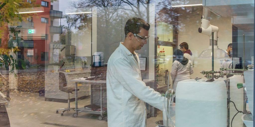 chemische technologie fachbereich chemie und